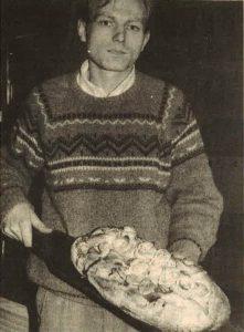 Une histoire - François Bettant en 1982