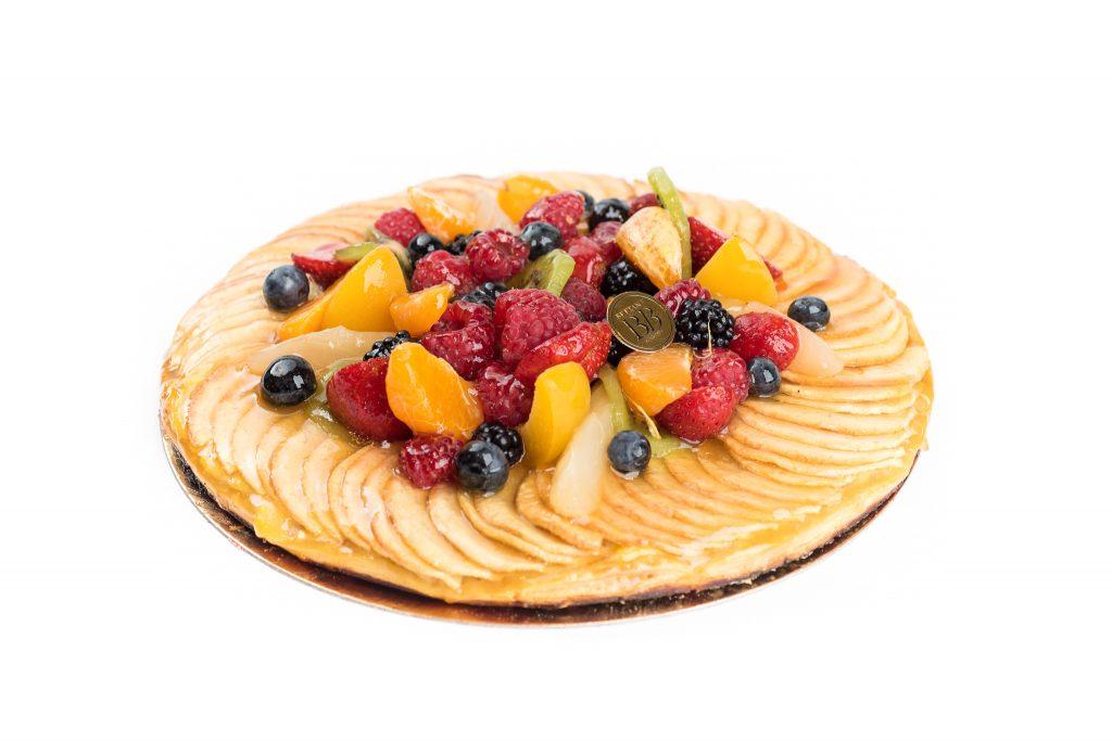Tarte Pommes Maison Bettant Villeurbanne