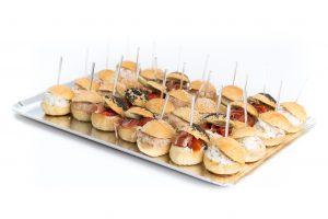 Mini bun's garnis - Maison Bettant Villeurbanne