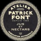 logo Patrick Font