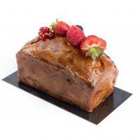 Cake maison aux fruits rouges Maison Bettant à Villeurbanne