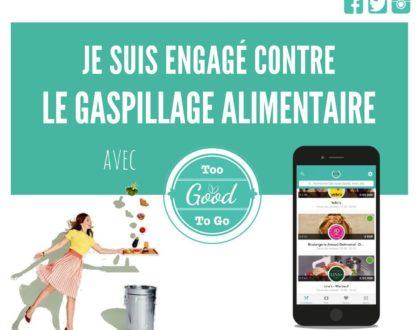Anti-gaspillage Maison Bettant à Villeurbanne avec Toogoodtogo