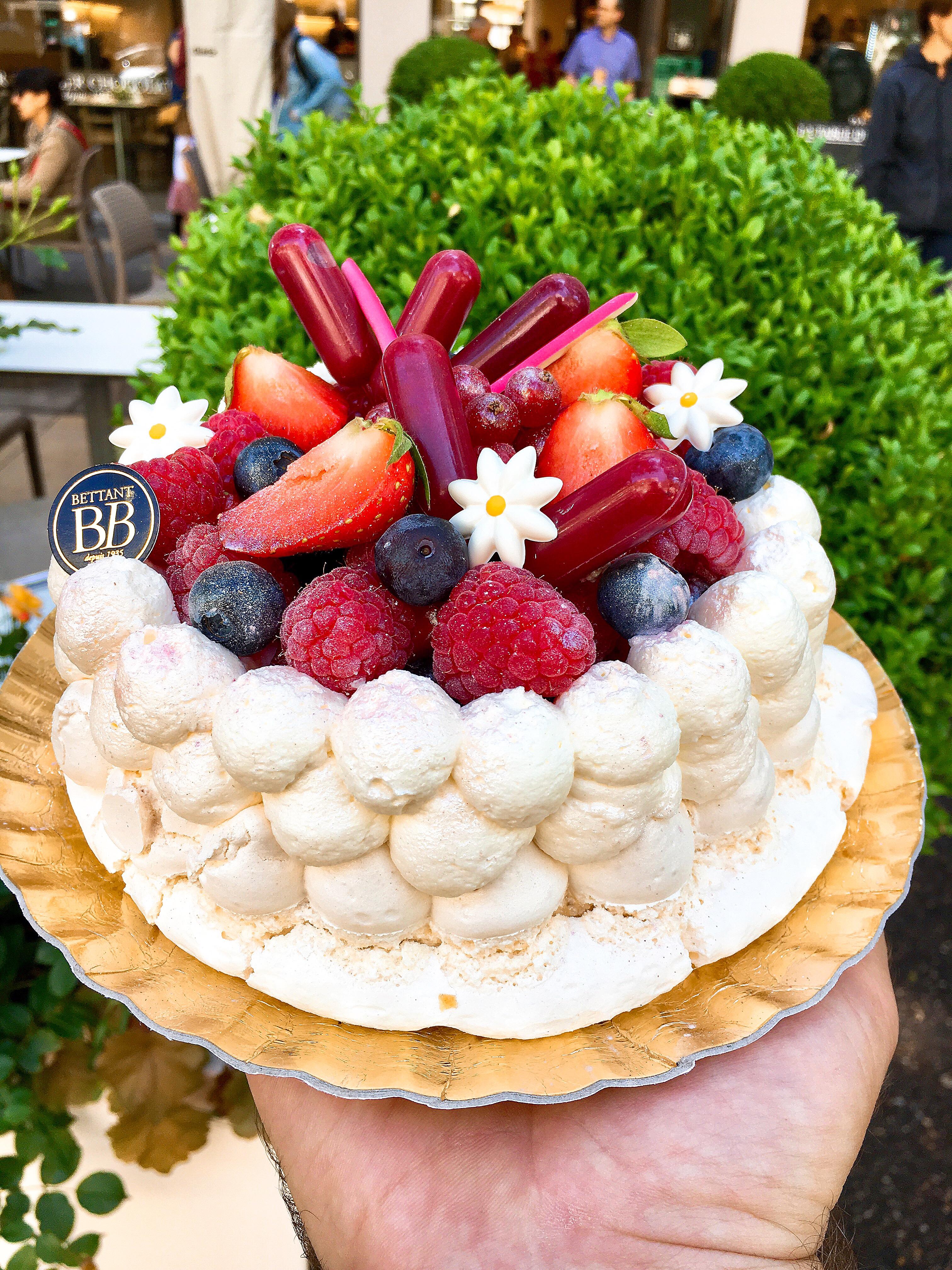 promo code wide range cheap for discount Pavlova : le gâteau de la ballerine - Maison BETTANT à ...