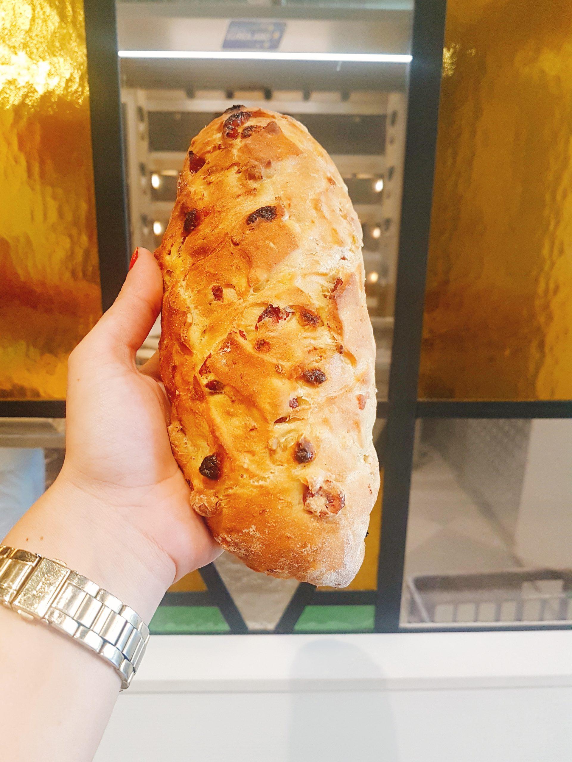 Cranby : nouveau pain à la Maison BETTANT