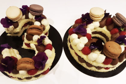Number Cake Maison Bettant