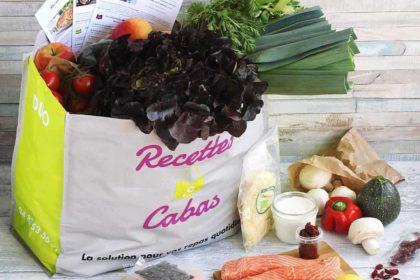 Recettes & Cabas : les kits à cuisiner pour mieux manger