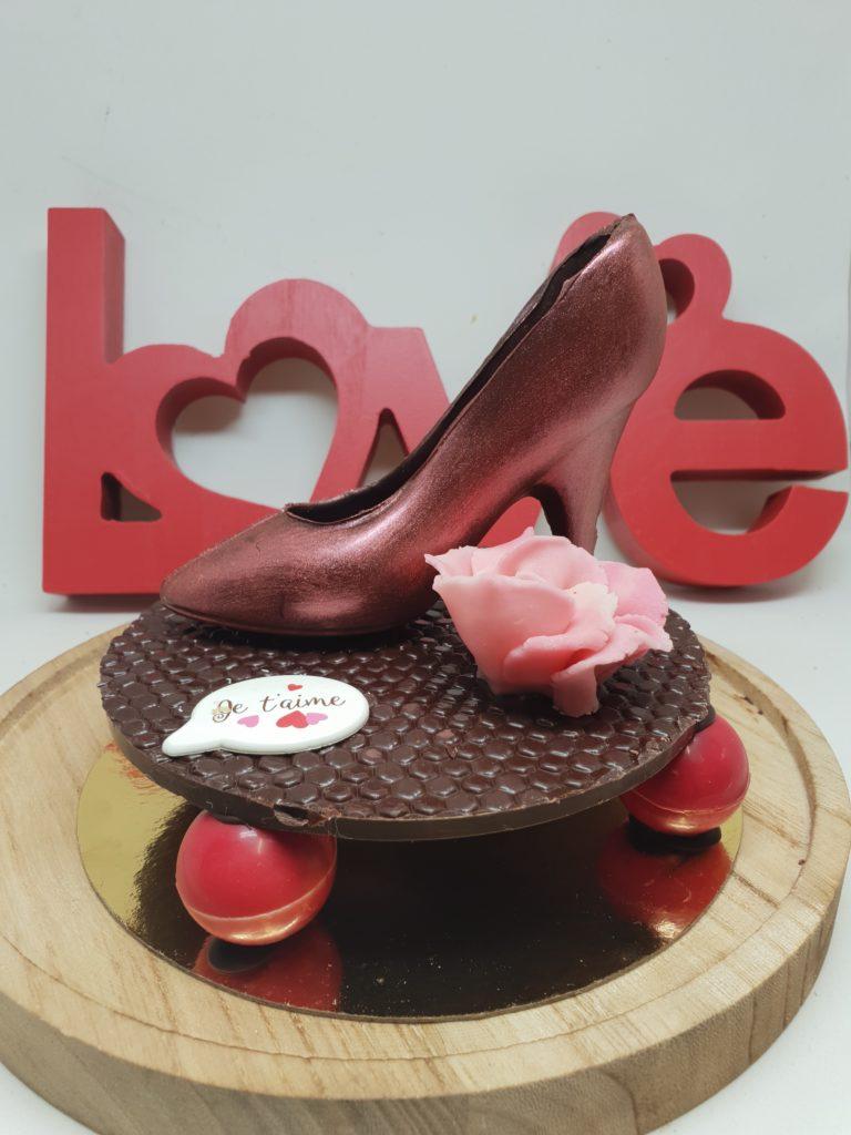 Chocolat saint Valentin, maison bettant villeurbanne